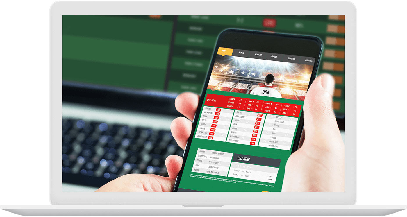 Sports Betting Solution