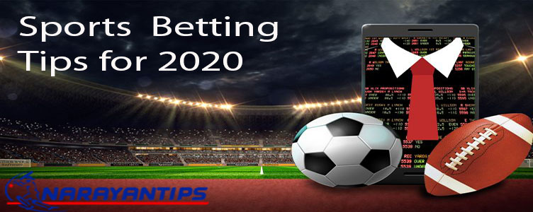 Sports Betting Tips for 2020