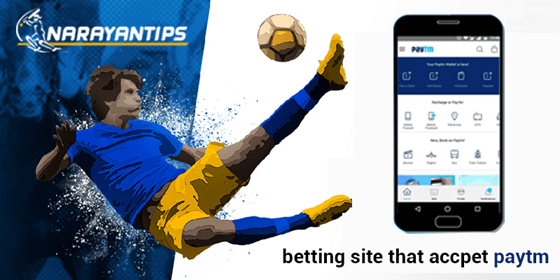 Betting Sites That Accept Paytm